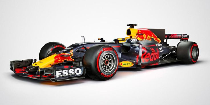 Red Bull's New Formula 1 Car Has a Nifty Aero Trick Up its Nose