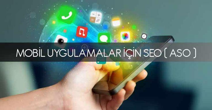 Mobil uygulamalar için app stor seo çalışması dersleri
