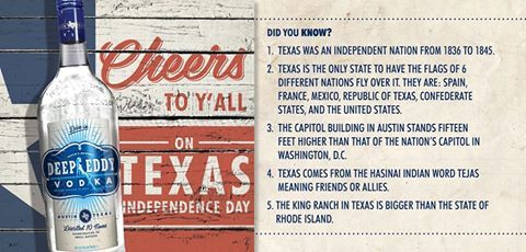 39 in honor of texas independence day here are some fun for Fun facts about america