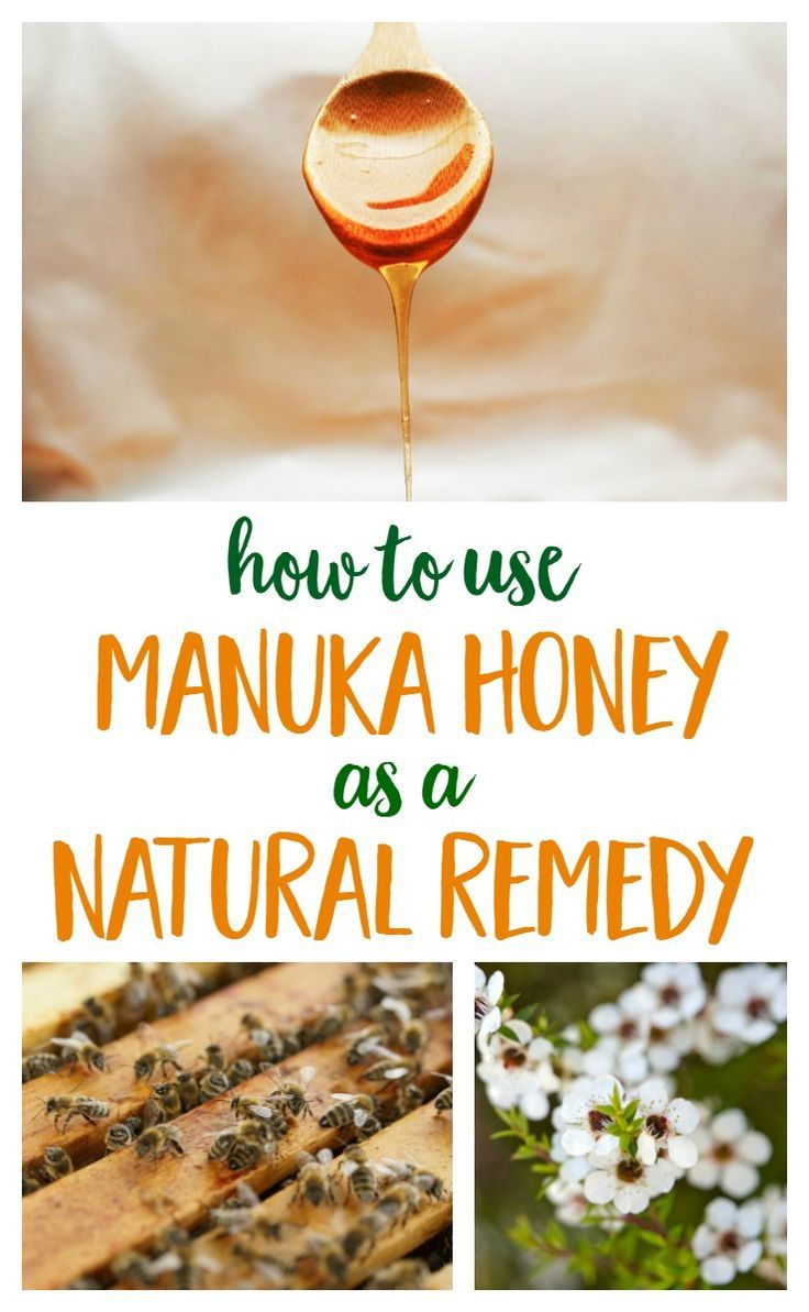Manuka Honey from New Zealand has many surprising health benefits and is often used as a natural remedy | Remedies | Natural Living | Health
