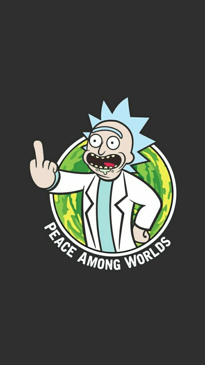 Rick And Morty Zeichnen