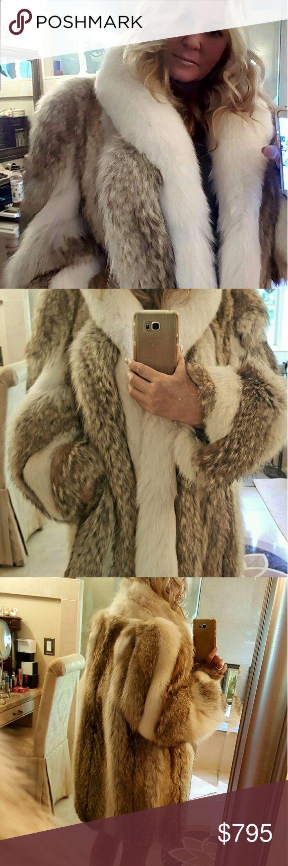 111 best coyote fur images on pinterest pelze. Black Bedroom Furniture Sets. Home Design Ideas