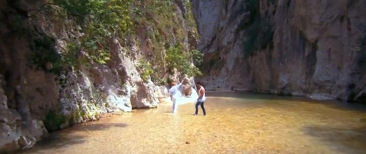 Πρέβεζα : ANDREAS & KIM - ELA το video clip με φόντο τον Αχέροντα ποταμό και την Πάργα