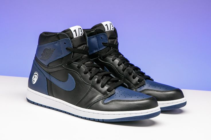 """Famed director Spike Lee brings his classic """"Mars Blackmon"""" character to the Air Jordan 1 High."""