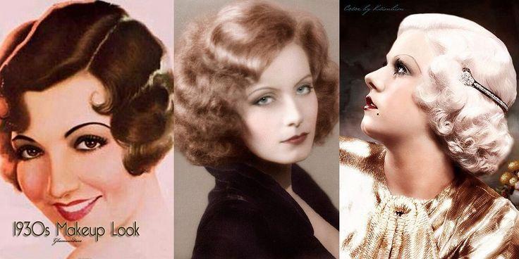 25 beautiful 1930s makeup ideas on pinterest 1930s
