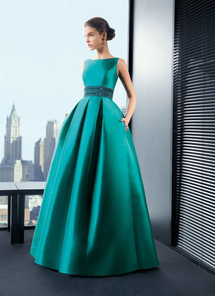 Красивы платья из атласа