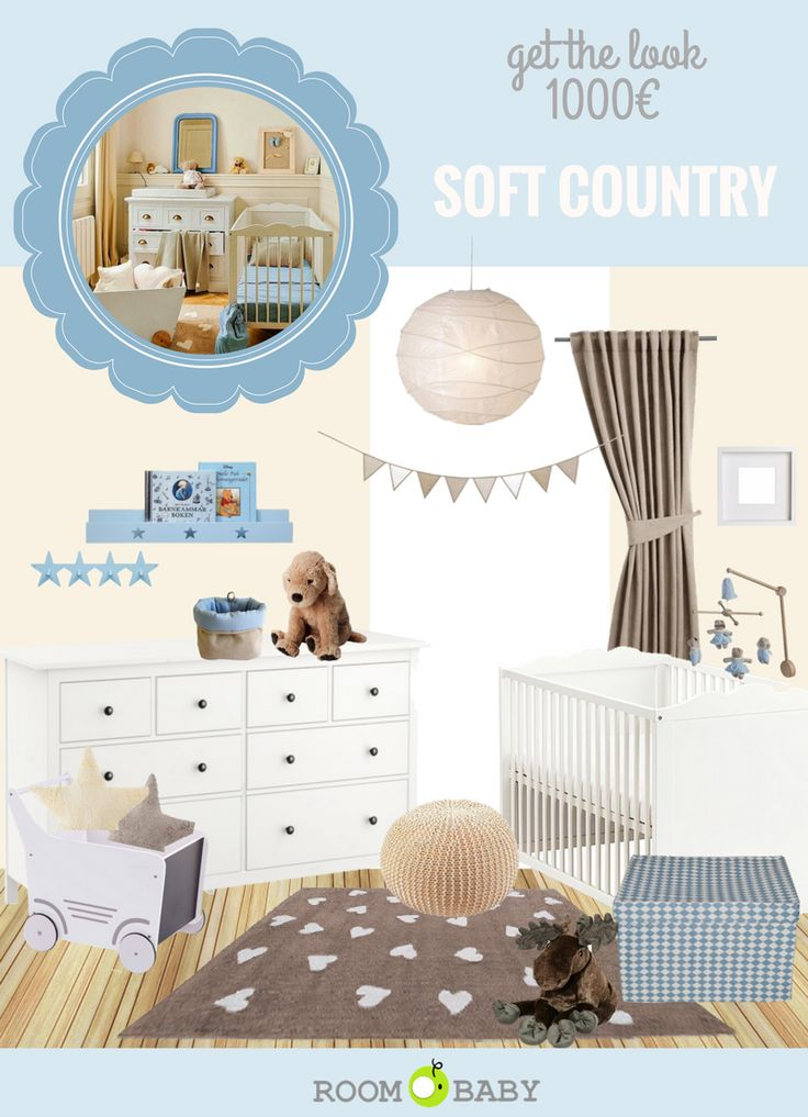roomobaby blog: soft country
