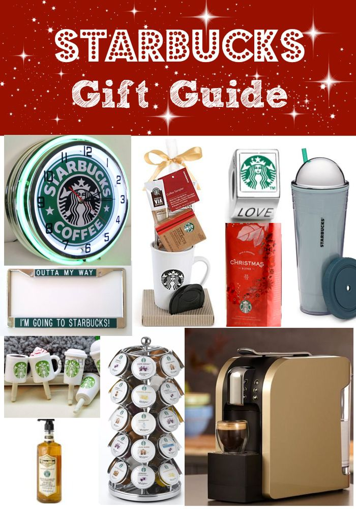 For Coffee Lovers: Starbucks Gift Guide - My Crazy Good Life http://trkur.com/tk?o=8046&p=118477