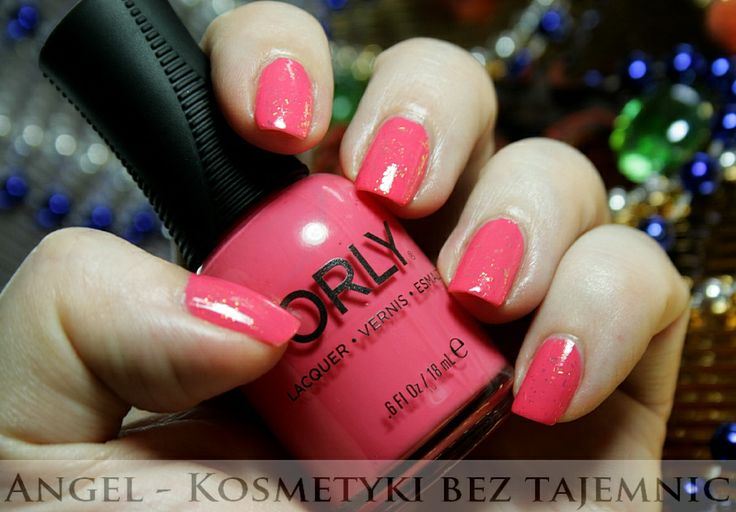 ORLY, BLUSH Spring Collection - FIRST BLUSH (Orly 20491)