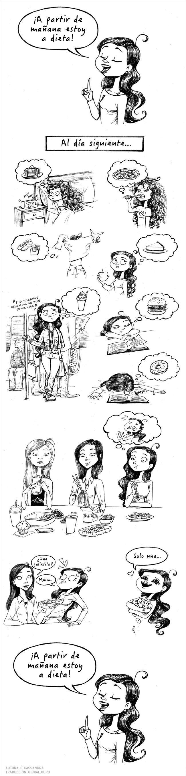 Estos cómics entienden todos los problemas de las chicas! - Imagen 4