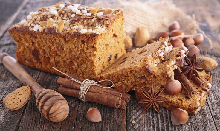 Zázvorový chlebík bez přidaného cukru