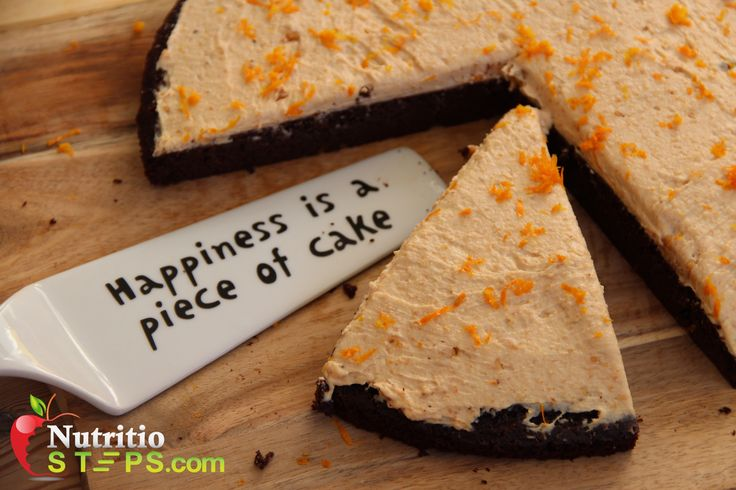 CHOCOLATE ORANGE CHICKPEA CAKE – PEANUT BUTTER FROSTING. GLUTEN FREE!