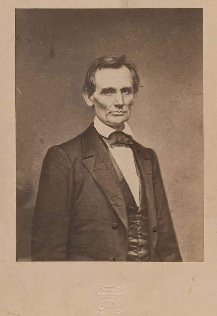 How one mathew brady photograph may have helped elect abraham lincoln
