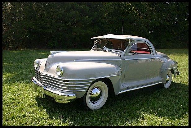 1942 Chrysler Windsor 3 Window Coupe | Vintage Cars I Want ...