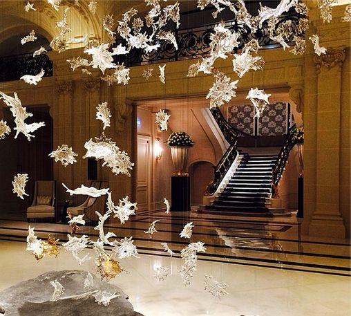 The Peninsula Paris Top Hotel Pinterest