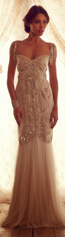 Anna Campbell Bridal beautiful bridesmaid's dress                                                                                                                                                                                 More