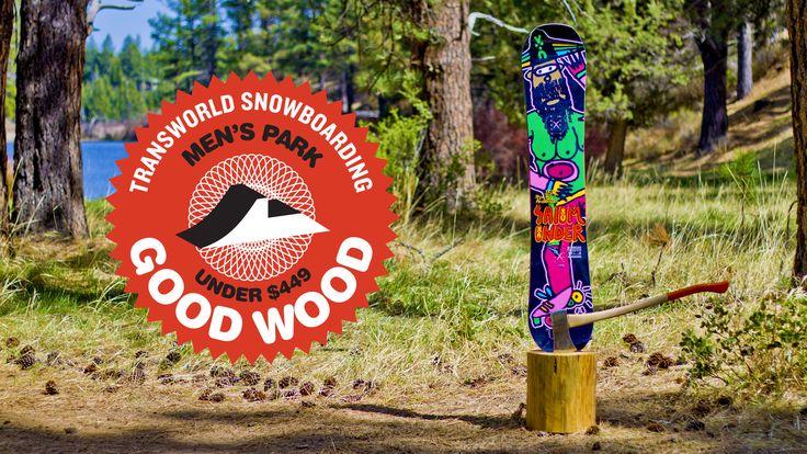 good wood snowboard 2013 2