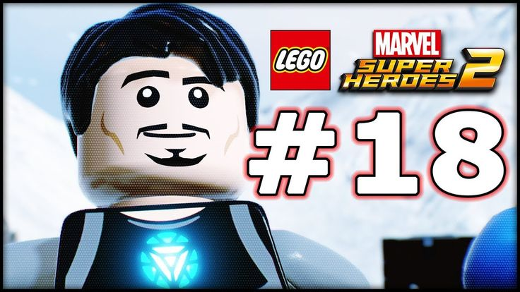 LEGO Marvel Superheroes 2 - Half 18 - EGO! (HD Gameplay Walkthrough)