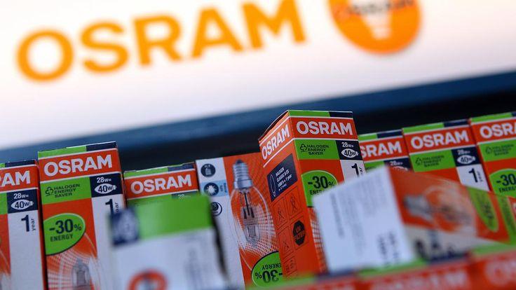 Angst vor Übernahme durch Chinesen: Osram-Mitarbeiter sagen Investor Kampf an