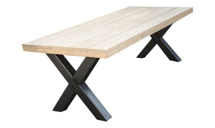 Een industriële tafel is tegenwoordig helemaal hot! U kunt uw Industriële eettafel, Industriële salontafel en uw Industriële kasten op maat laten maken