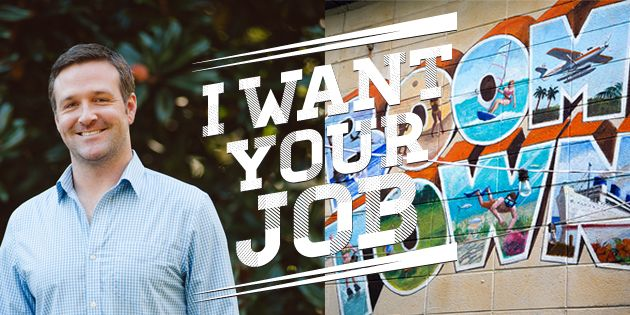 I Want Your Job: Marketing Director for BoomTown - College of Charleston News  : College of Charleston News
