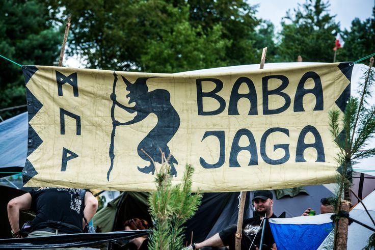 Obóz Baba Jagi jest a gdzie domek z piernika?