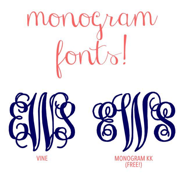 Best monograms images on pinterest