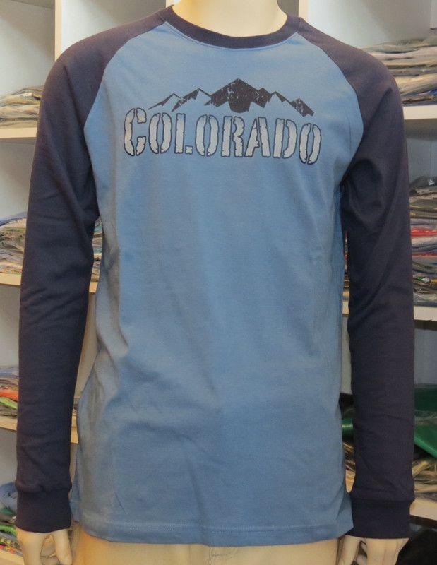 Long Sleeve-COLORADO MTN LOGO