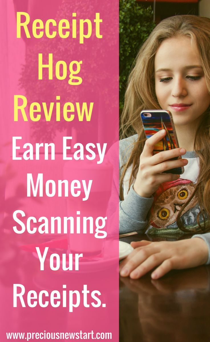 Receipt Hog Review – Earn Easy Money Scanning Your Receipts!   In this Receipt Hog Review I'll share with you how it works, how much you can make with this app, the different ways you can cash out your earnings...plus a few tips to help boost your earnings.  I also share my payment proof!  https://preciousnewstart.com/receipt-hog-review/