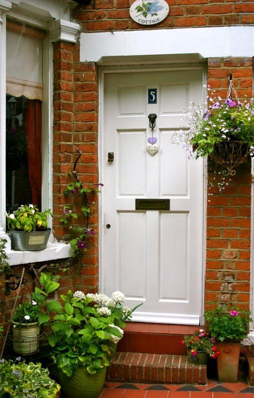 Front door farrow and ball paint