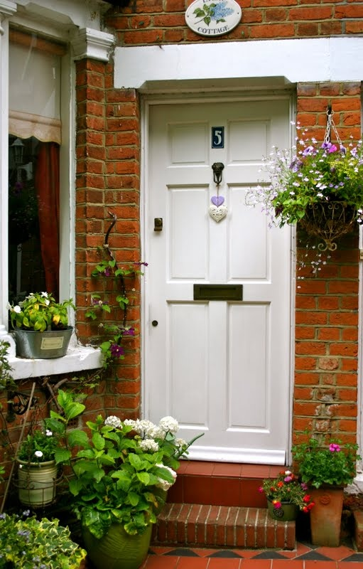 love: Front door farrow and ball paint