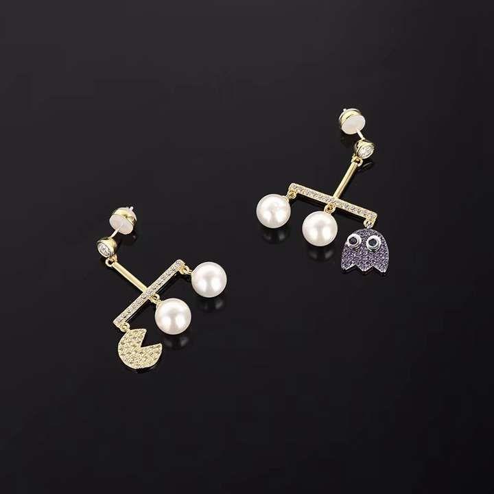 キラキラしたオシャレファッション ブランドネックレス 指輪