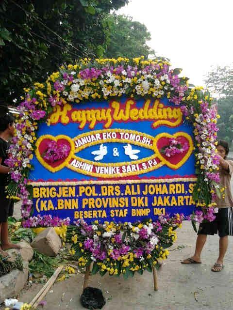 RAISHA FLORIST BOGOR: Papan Bunga Pernikahan Murah Di Bogor