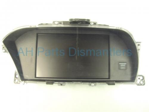 Used 2013 Honda Accord UPPER DISPLAY SCREEN  39713-T2A-A01 39713T2AA01. Purchase from https://ahparts.com/buy-used/2013-Honda-Accord-UPPER-DISPLAY-SCREEN-39713-T2A-A01-39713T2AA01/86845-1?utm_source=pinterest