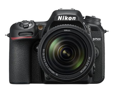 Brugpic.com - Nikon announced its newest middle-class DSLR camera, the D7500 series. The design of the D7500 is little changed from its predecessor, but the features that are carried are mostly the same as the D500.    The D7500 carries APS-C 20.9 megapixel sensor, Expeed 5 image processor, and RGB metering sensor 180 thousand pixels.   #Camera #Dslr