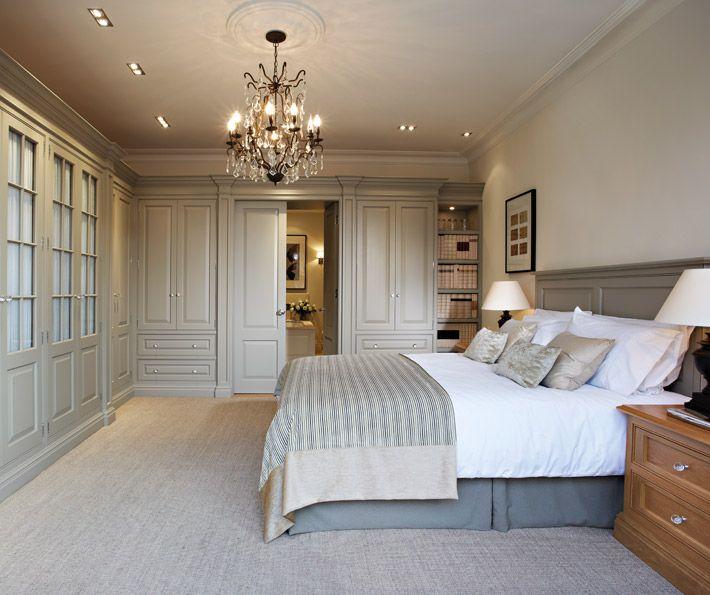 A Thomas Howley bedroom