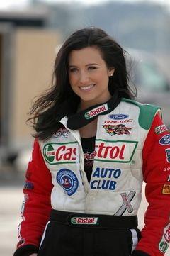 NHRA's Ashley Force named Hottest Athlete | al.com Nitro Funny Car Driver