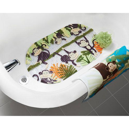 Monkey Bathroom Set Walmart: 17 Best Ideas About Bathtub Mat On Pinterest