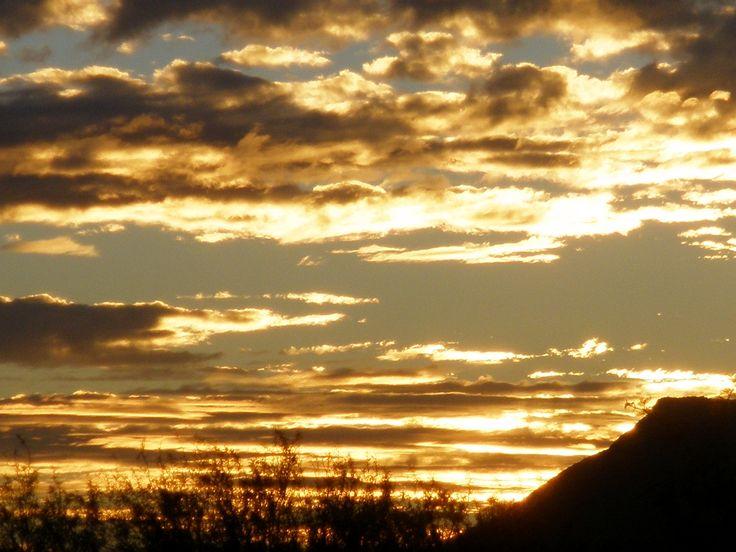 Good morning at Karoo View Cottages
