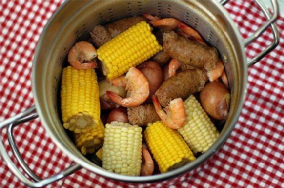 Boiled Shrimp - Recipe