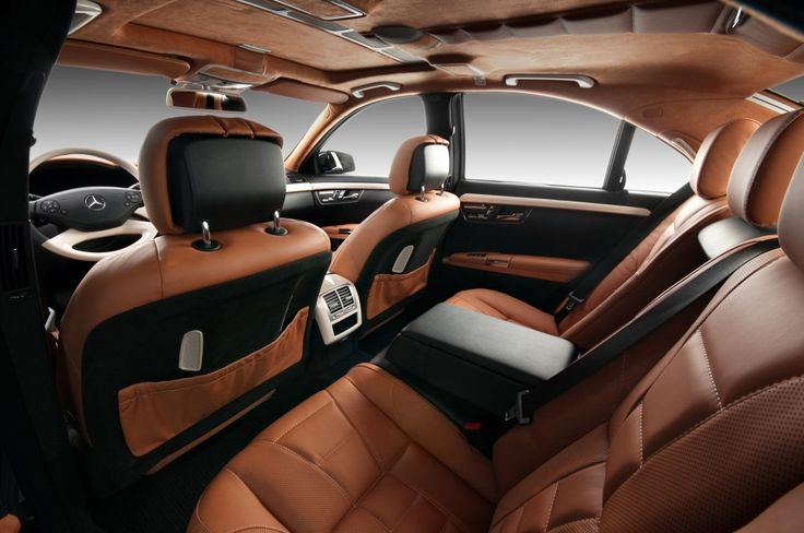 #Mercedes S Class Interior