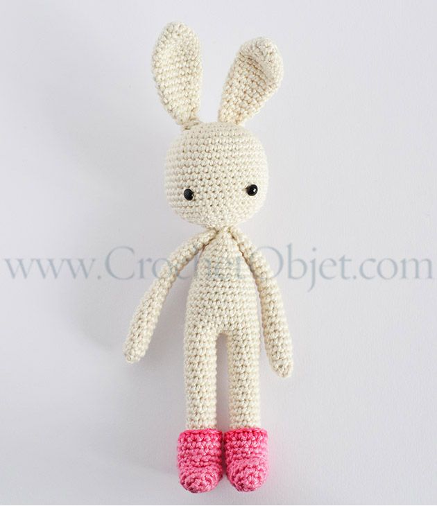 Pretty in pink – bunny dress pattern – DIY tutorial