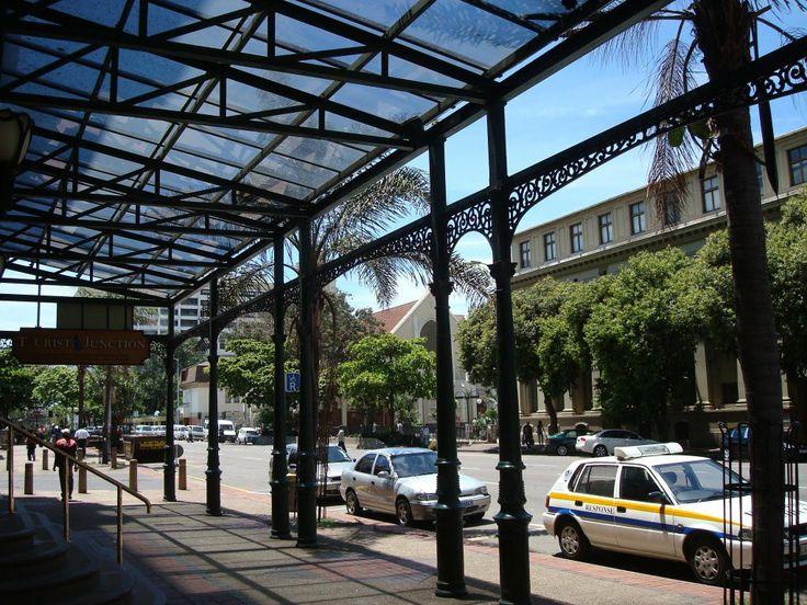 Tourist Junction Building, Durban, Sudáfrica.