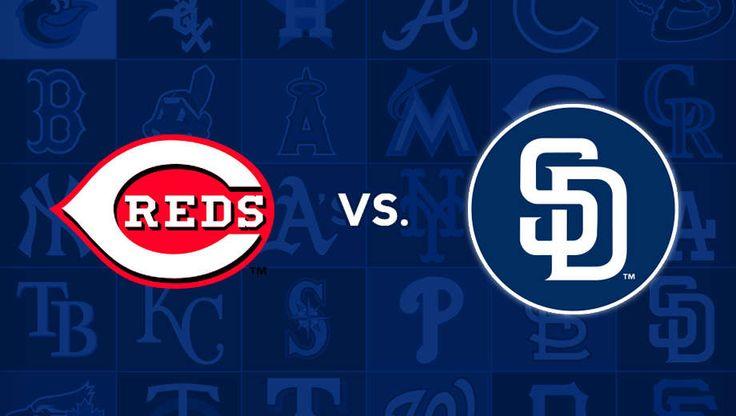 Cincinnati Reds vs. San Diego Padres: Party in the Park Vegas Night, $13.75 - Save $3,75