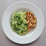 Kipfilet met broccoli en rijst - Koken voor mijn baby