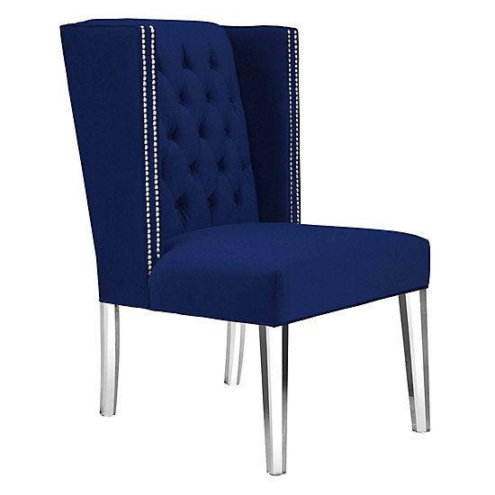 Logan Dining Chair Acrylic Dining Chairs Chair