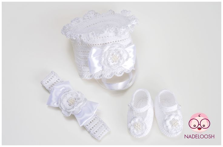 The Angel set is pure and white.