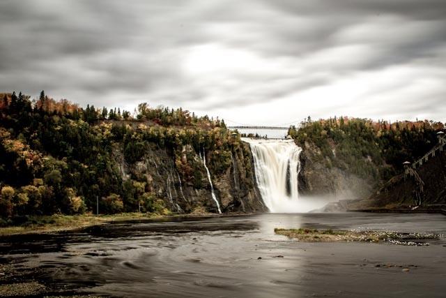 Montmorency Falls, QC