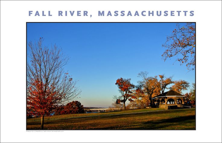 View from Kennedy Park, Fall River, MA Photo Collection #921