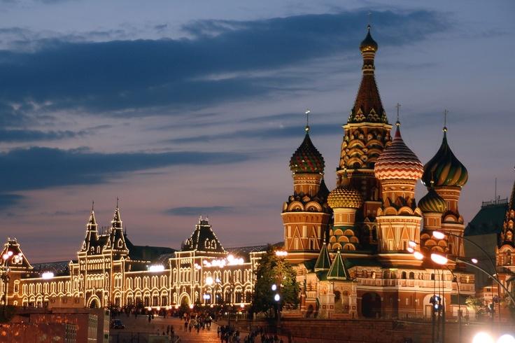 Moscou avec Voyage Privé